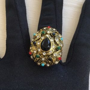 Costume ring size 9.5